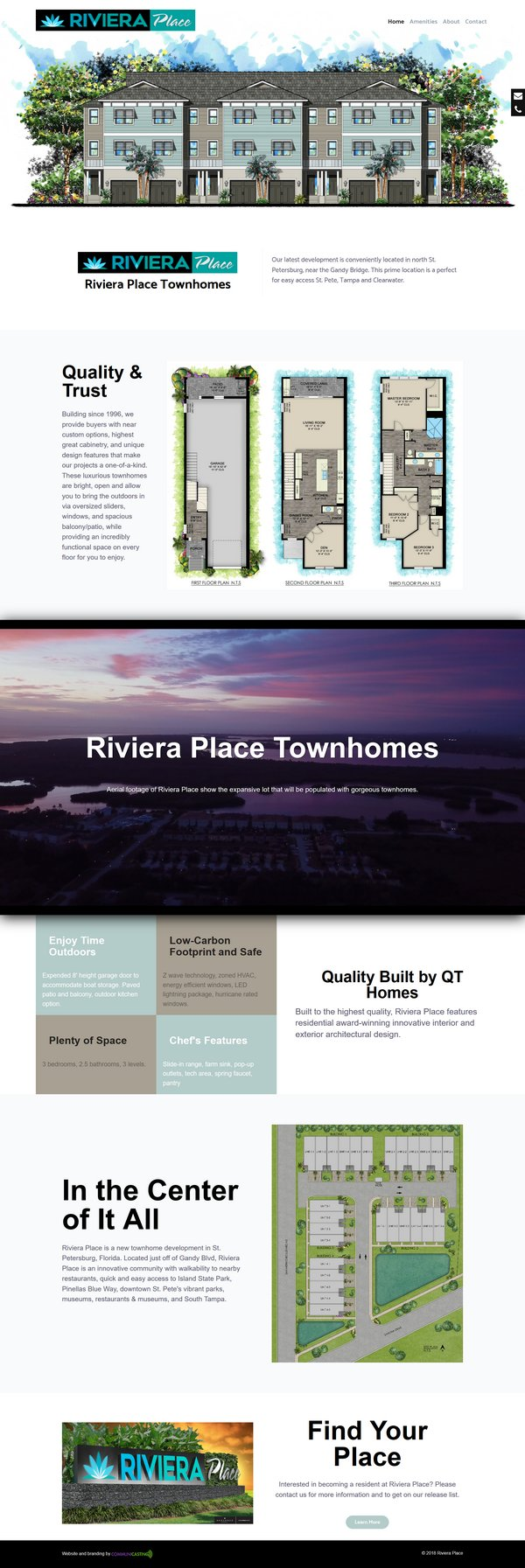 Riviera Place Townhomes