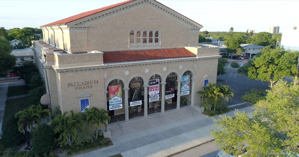 The Palladium Theater